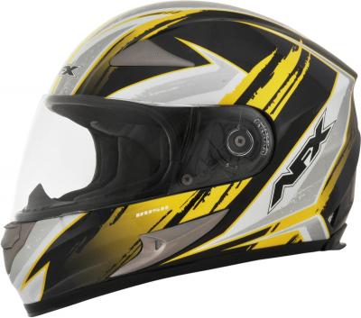 AFX - AFX FX-90 Rush Full Faced Helmet 0101-8501