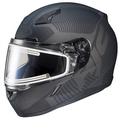 HJC - HJC CL-17 Mission Electric Snowmobile Helmet 1251-1235-03