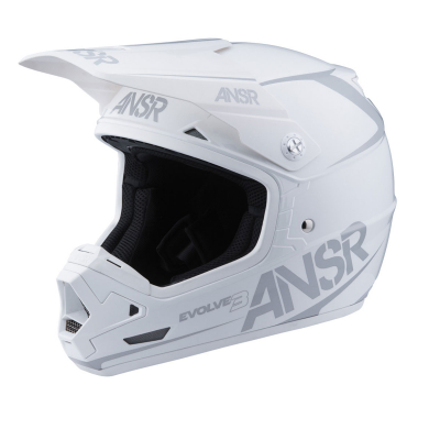 Answer Racing - Answer Racing Evolve 3 Solid Color Helmet 459928