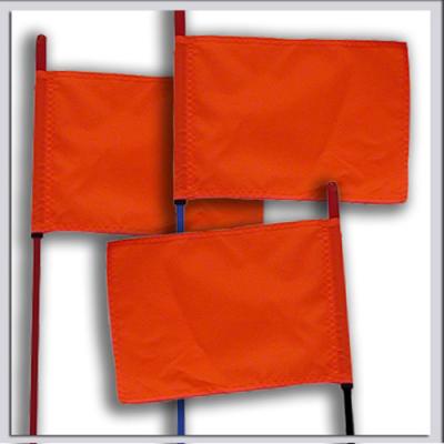 Firestik - Firestik Fire Stick w/Orange Safety Flag F4-BLUE-8120R