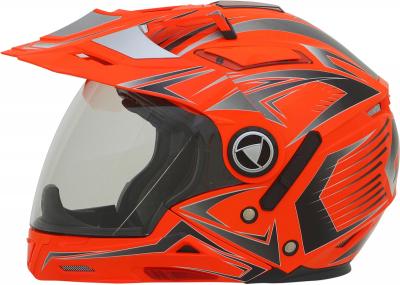 AFX - AFX FX-55 7-In-1 Multi Color Helmet 0104-1621