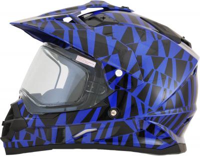 AFX - AFX FX-39DS SE Dazzle Snow Helmet 0121-0759