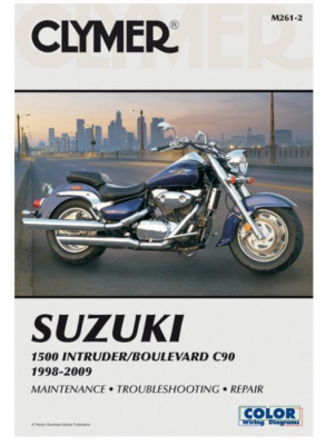 American Custom - American Custom Clymer Repair Manual M261-2