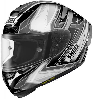 Shoei - Shoei X-14 Assail Helmet 0104-1105-08
