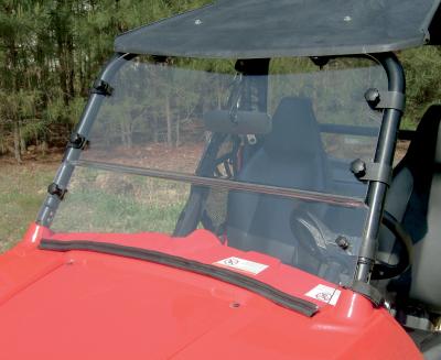 Moose Racing - Moose Racing Multi-Windshield 2317-0119